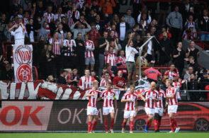 AaB Aalborg vs Esbjerg fB - Danish 3F Superliga