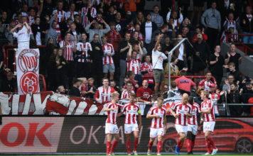 AaB Aalborg vs Esbjerg fB - Danish 3F Superliga image