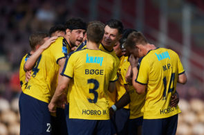 FC Nordsjalland vs Hobro IK - Danish 3F Superliga
