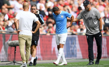 Liverpool v Man City - FA Community Shield image