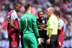 West Ham United v Manchester City - Premier League