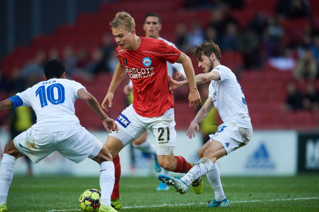 FC København, Silkeborg