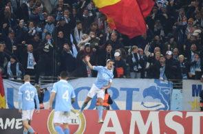 Malmo FF vs FC Copenhagen - UEFA Europa League