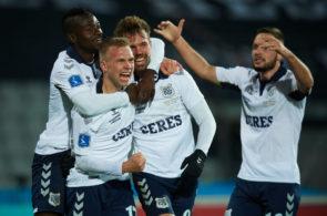 AGF Aarhus vs Brondby IF  - Danish 3F Superliga