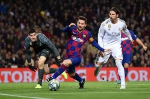 Lionel Messi, Barcelona, mod Real Madrid