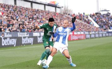 CD Leganes v RCD Espanyol  - La Liga image