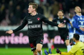 FC Midtjylland vs Lyngby BK - Danish 3F Superliga