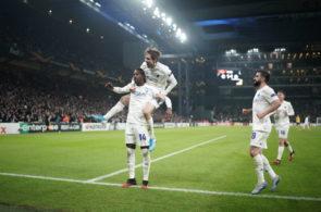FC Copenhagen vs Celtic FC - UEFA Europa League Round of 32 1st Leg