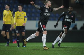 Hobro IK vs FC Mitjylland - Danish 3F Superliga