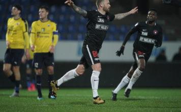 Hobro IK vs FC Mitjylland - Danish 3F Superliga image