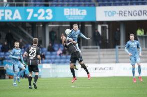 Randers FC vs OB Odense - Danish 3F Superliga