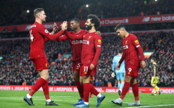 Liverpool FC v Southampton FC - Premier League image