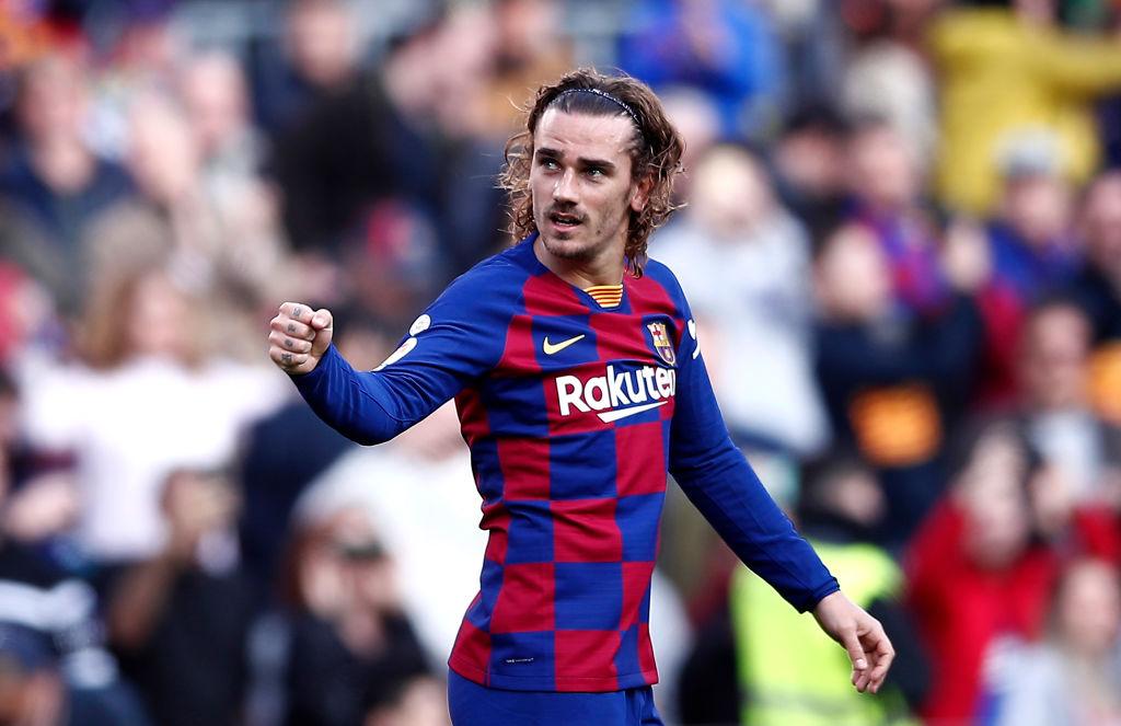 FC Barcelona, Getafe
