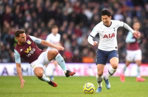 Tottenham, Aston Villa