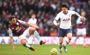 Aston Villa v Tottenham Hotspur - Premier League image