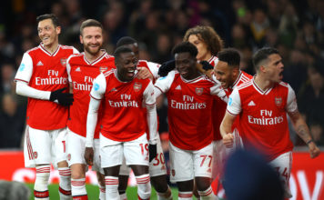Arsenal FC v Newcastle United - Premier League image