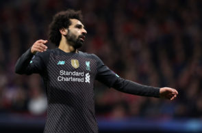 Atletico Madrid v Liverpool FC - UEFA Champions League Round of 16: First Leg