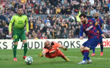 FC Barcelona v SD Eibar SAD  - La Liga image