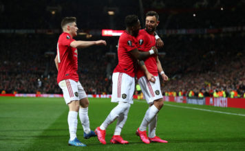 Manchester United v Club Brugge - UEFA Europa League Round of 32: Second Leg image