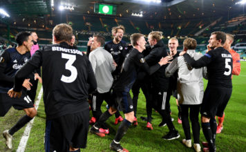 Celtic FC v FC Kobenhavn - UEFA Europa League Round of 32: Second Leg image
