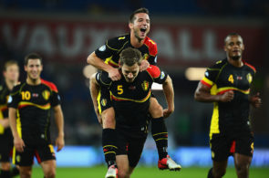 Wales v Belgium - FIFA 2014 World Cup Qualifier
