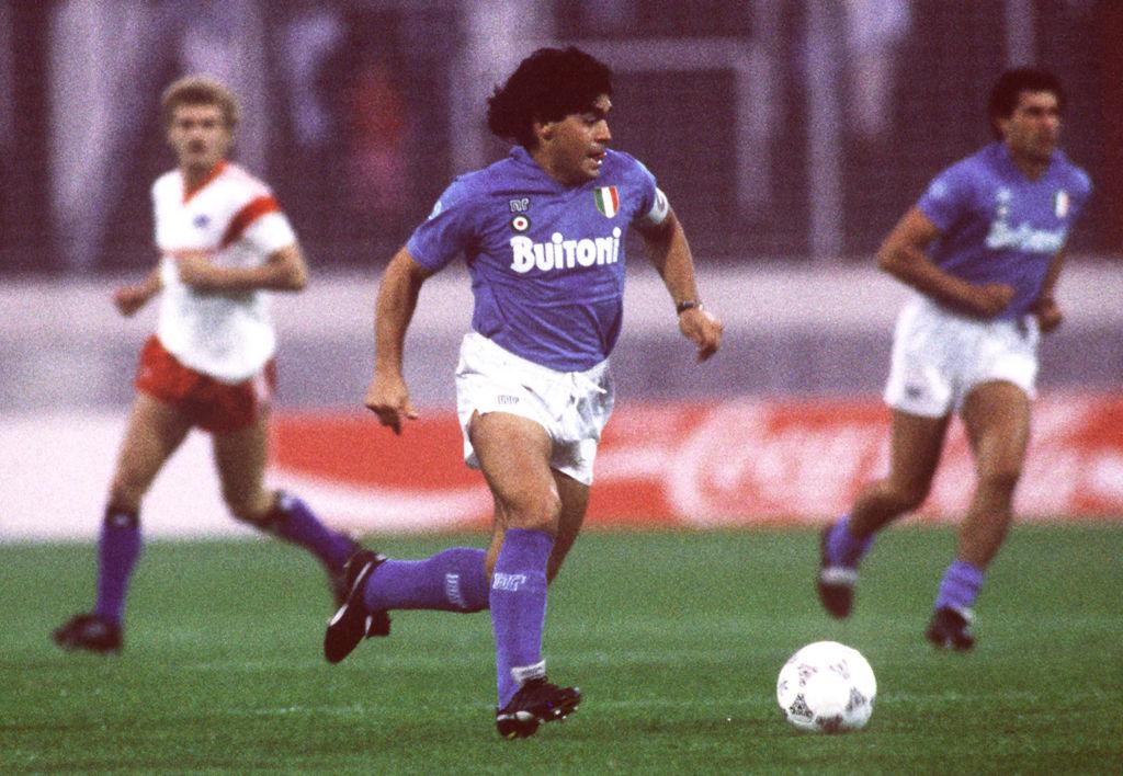 Diego Maradona, Napoli