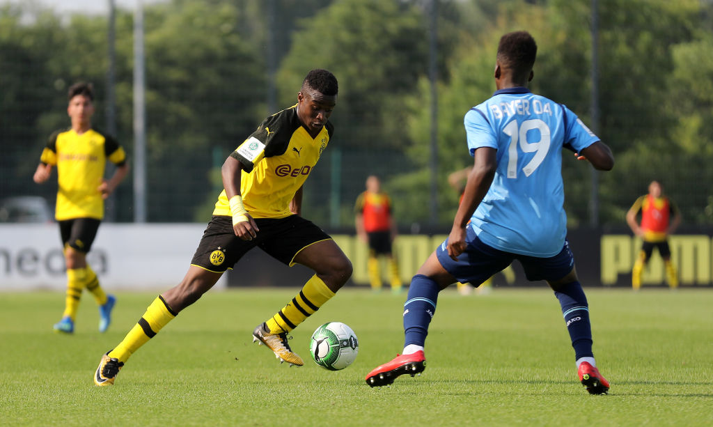 Youssoufa Moukoko, Borussia Dortmund
