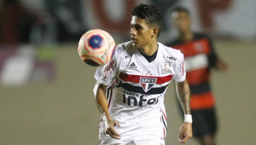 Gustavo Maia, Sao Paulo