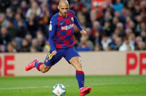 Martin Braitwaite, FC Barcelona