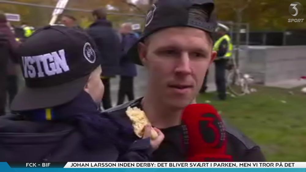 Brøndby-fan