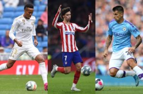 Eder Militao, Real Madrid, Joao Felix, Atletico Madrid, Joao Cancelo, Manchester City