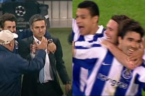 José Mourinho, FC Porto