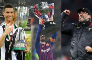 Ronaldo, Messi, Klopp