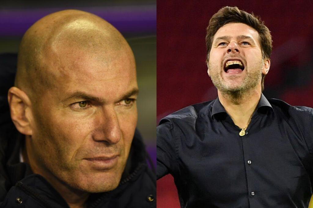Zidane, Pochettino