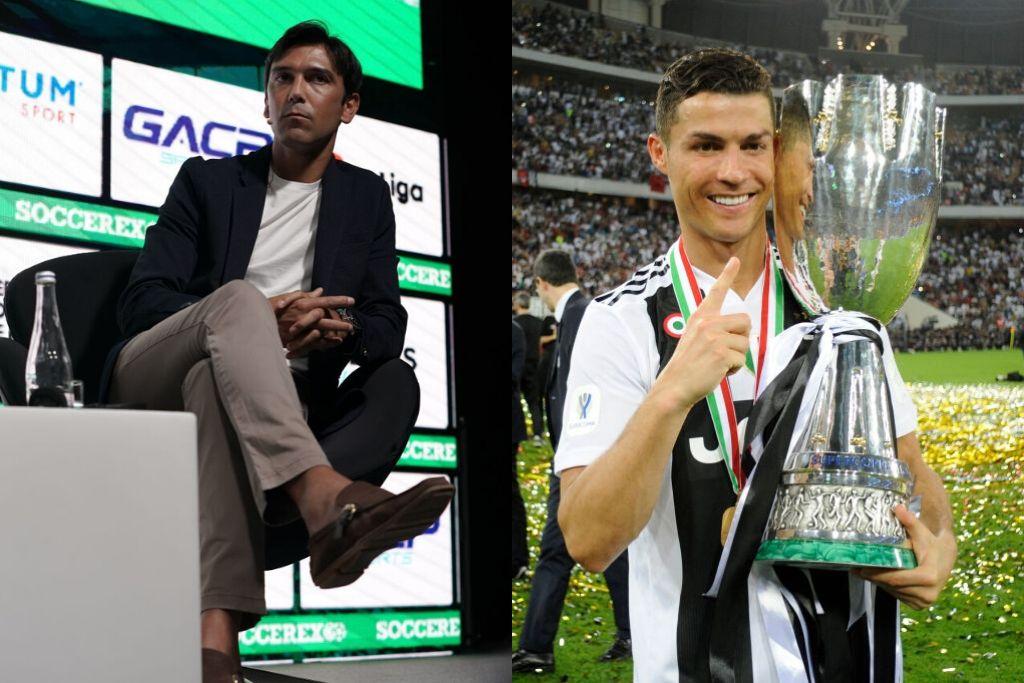 Ronaldo, Ferreira