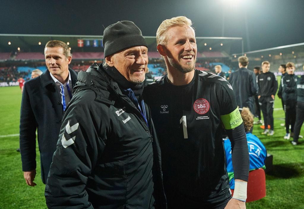 Lars Høgh, Danmark