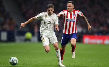 Club Atletico de Madrid v Real Madrid CF  - La Liga image