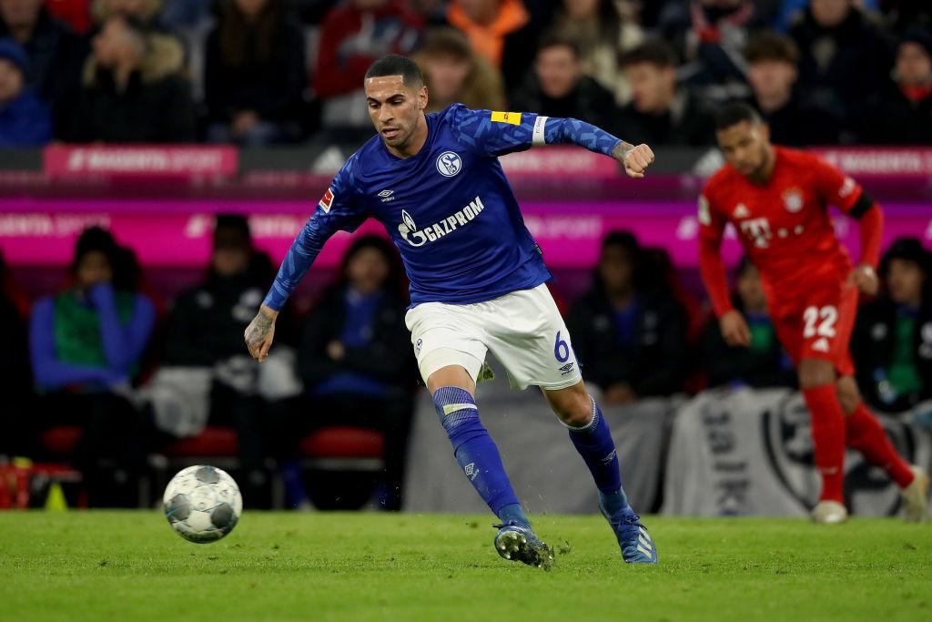 Omar Mascarell, Schalke