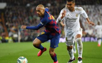 Real Madrid CF v FC Barcelona  - La Liga image