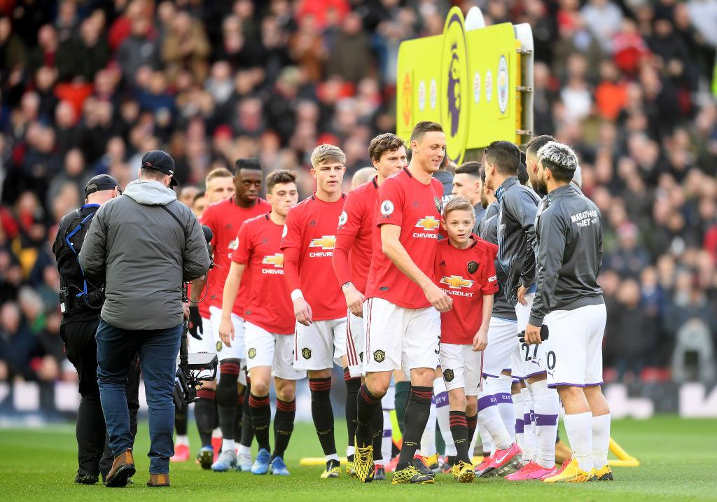 Manchester City og Manchester United