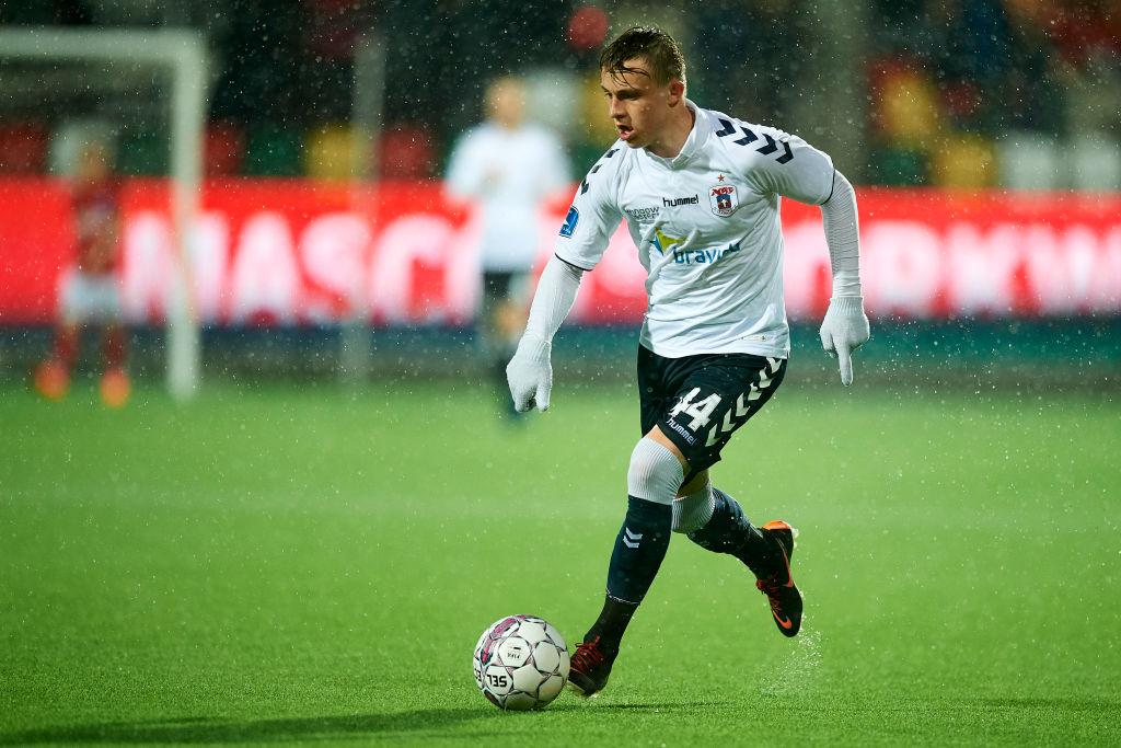 Magnus Kaastrup, AGF