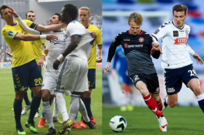 Brøndby IF FC København AaB AGF