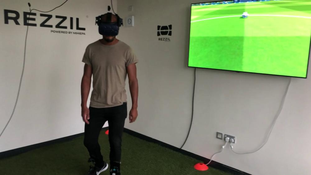 VR-træning