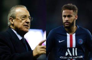 Florentino Pérez, Real Madrid, Neymar, PSG,