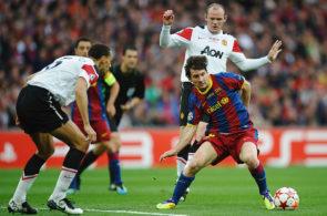 Messi, Ferdinand