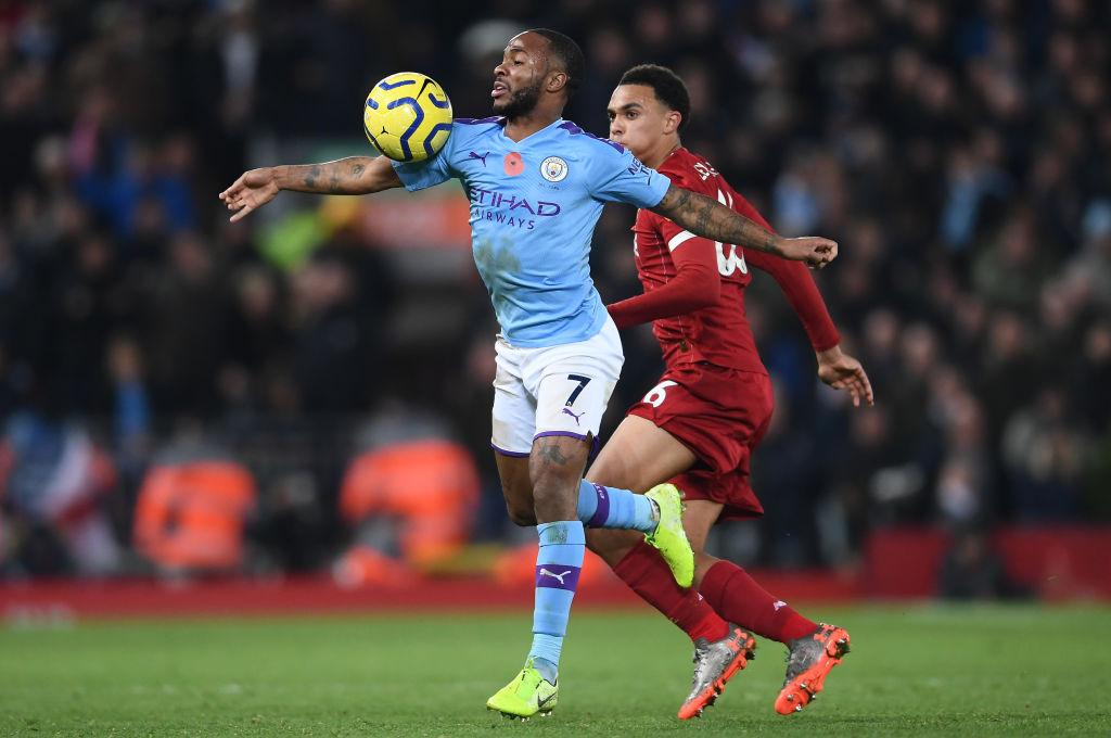 Manchester City mod Liverpool