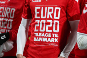 Danmark, EM 2020