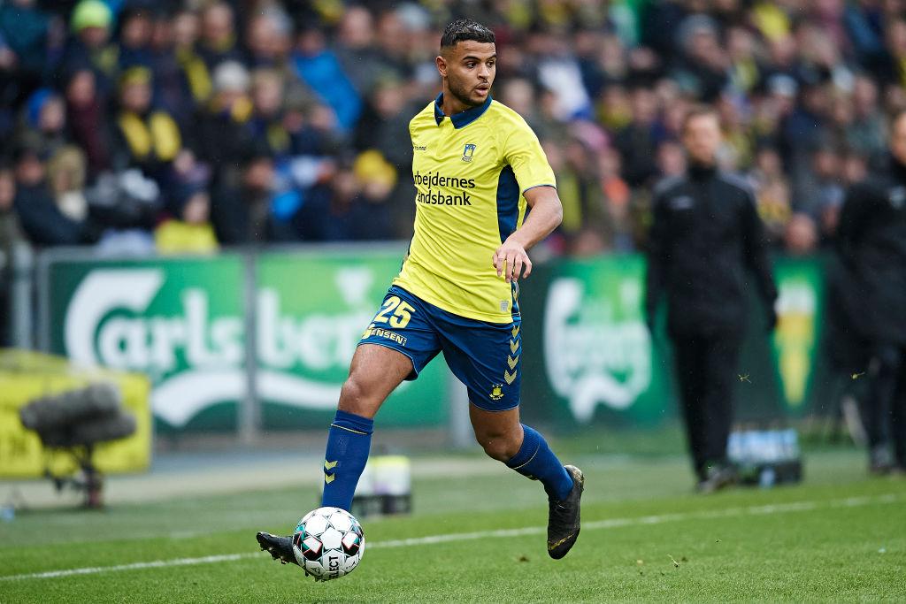 Anis Ben Slimane, Brøndby IF