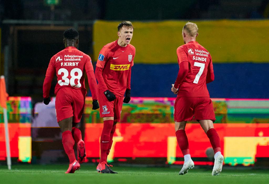 Mikkel Damsgaard, FC Nordsjælland