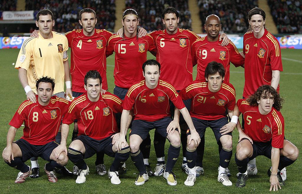 Spanien 2008